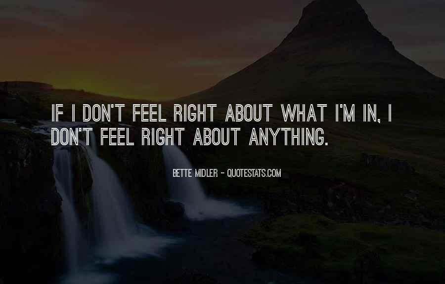 Bette Midler Quotes #674842