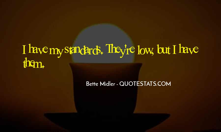 Bette Midler Quotes #893703