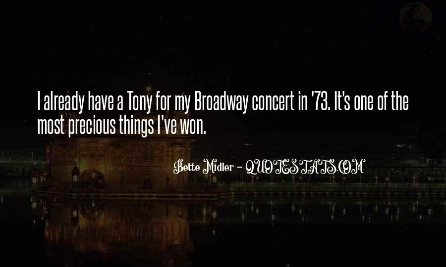 Bette Midler Quotes #896460