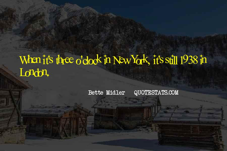 Bette Midler Quotes #910835
