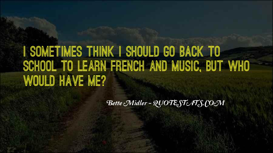 Bette Midler Quotes #962579