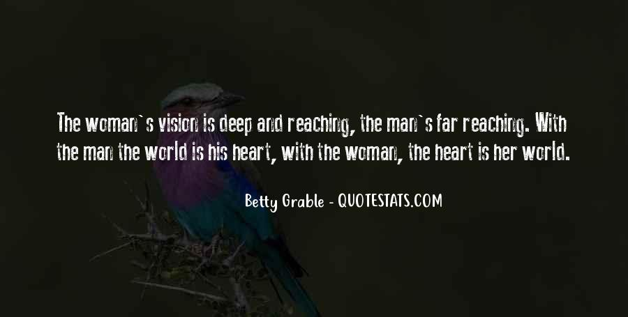 Betty Grable Quotes #83345