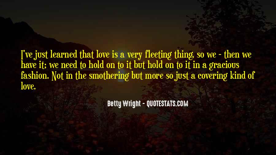 Betty Wright Quotes #1489071