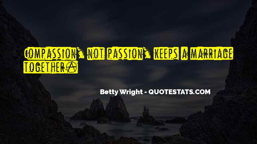 Betty Wright Quotes #477573