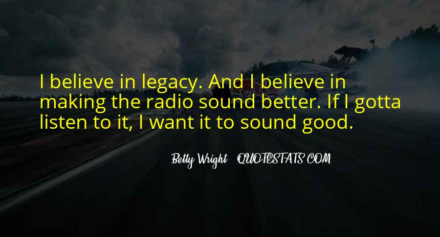 Betty Wright Quotes #690051