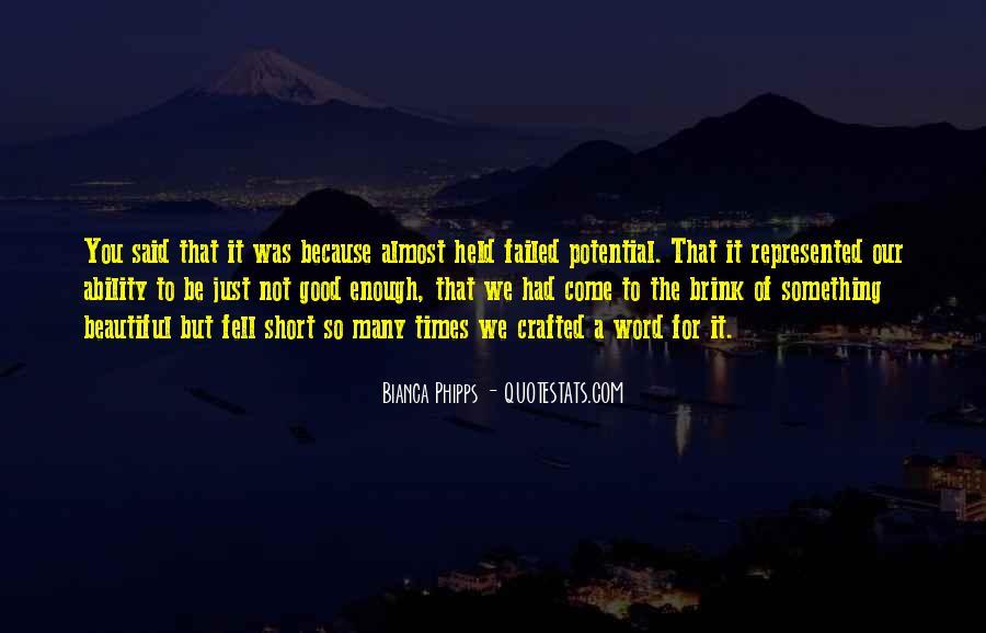 Bianca Phipps Quotes #1343242
