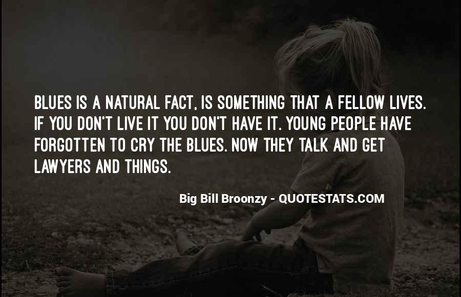 Big Bill Broonzy Quotes #161737