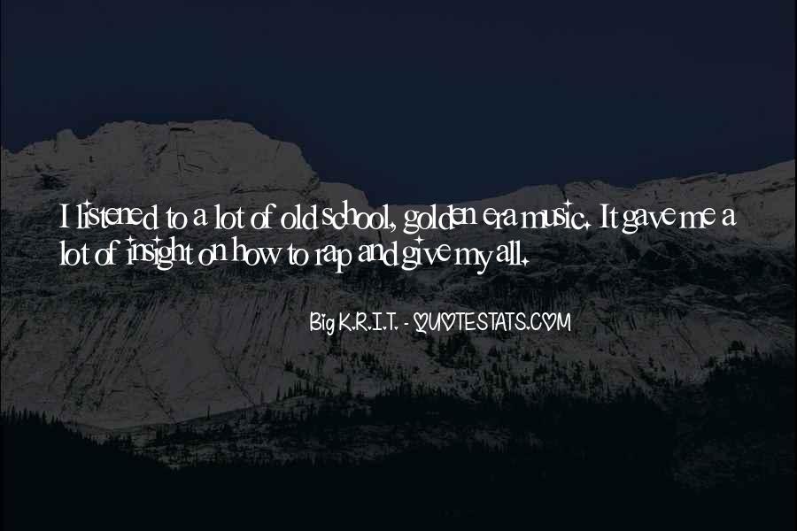 Big K.R.I.T. Quotes #1188472