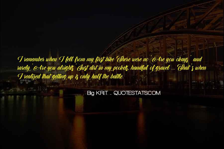 Big K.R.I.T. Quotes #1847213