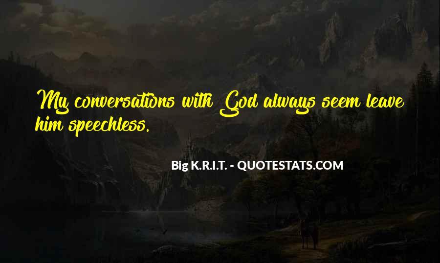 Big K.R.I.T. Quotes #843255