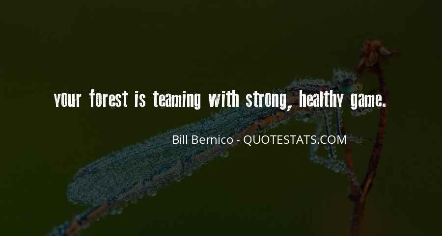 Bill Bernico Quotes #280805