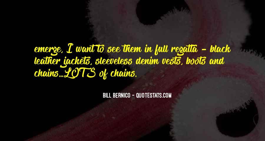 Bill Bernico Quotes #648340