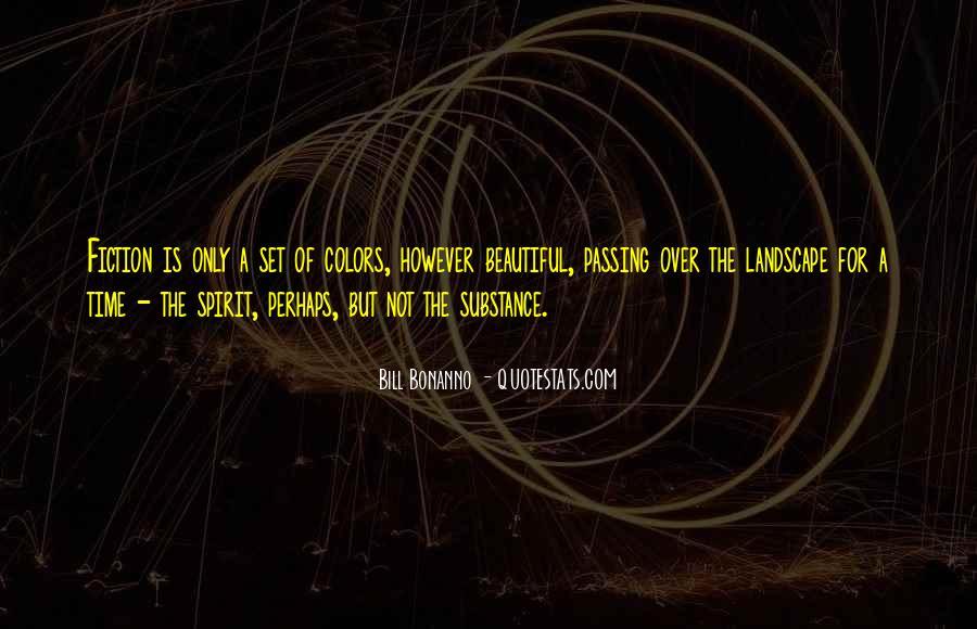 Bill Bonanno Quotes #136027