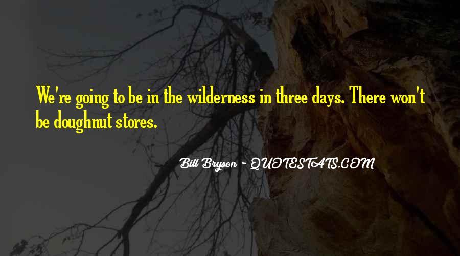 Bill Bryson Quotes #1120618