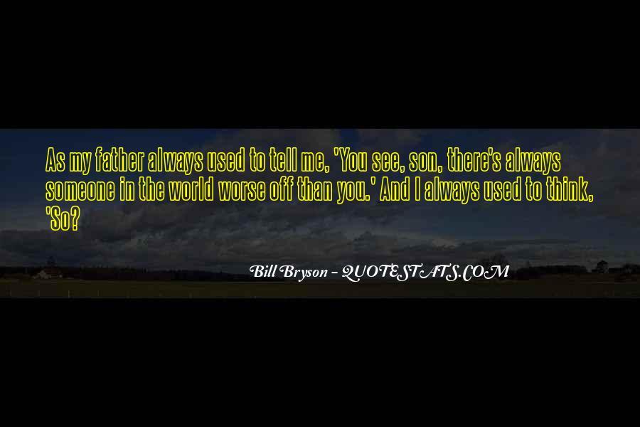 Bill Bryson Quotes #119686