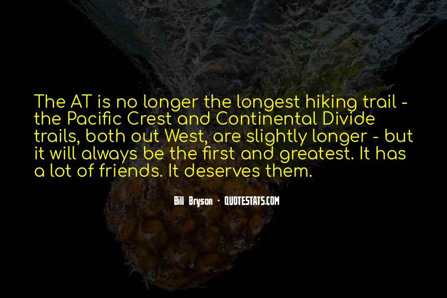 Bill Bryson Quotes #1295346