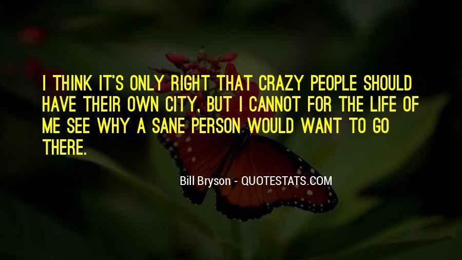 Bill Bryson Quotes #139324