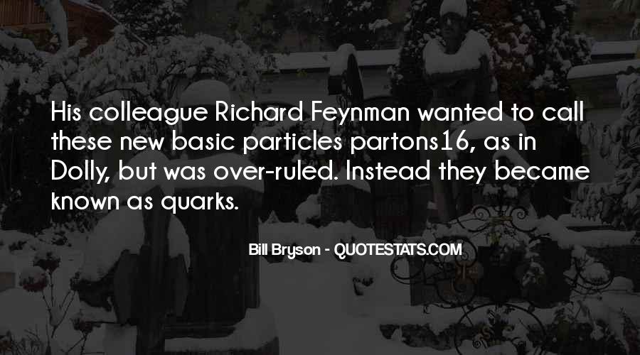 Bill Bryson Quotes #1486733