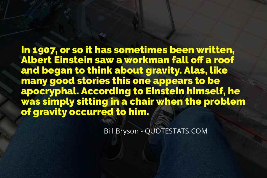 Bill Bryson Quotes #1526230