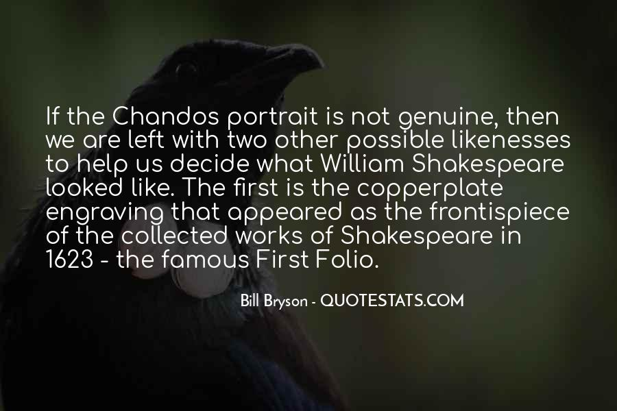 Bill Bryson Quotes #1674971