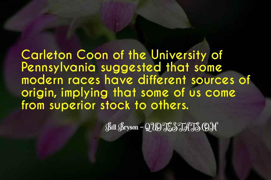 Bill Bryson Quotes #1704778