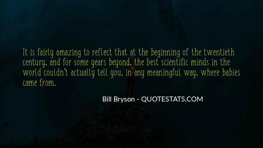 Bill Bryson Quotes #1744072