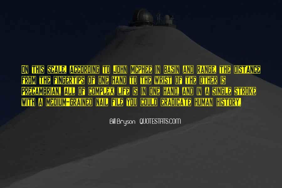 Bill Bryson Quotes #1848318