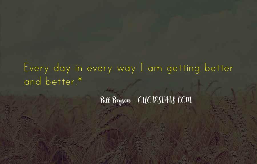Bill Bryson Quotes #259816