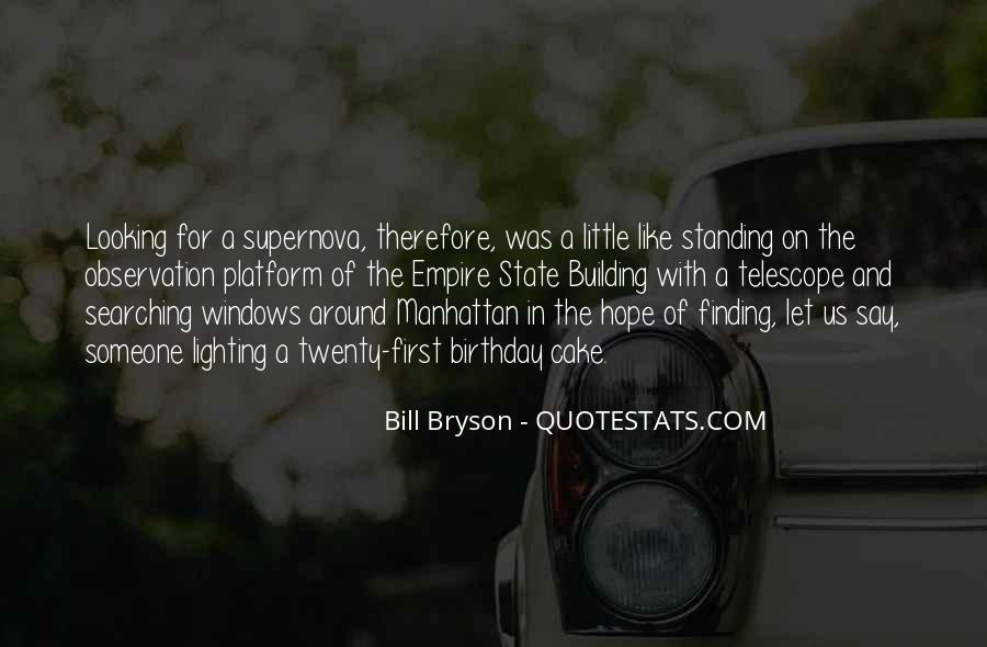 Bill Bryson Quotes #376261