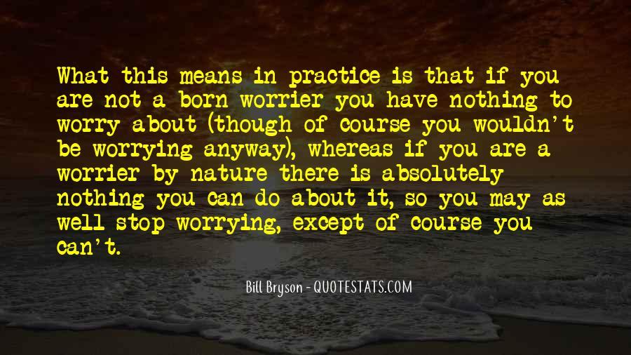 Bill Bryson Quotes #451872