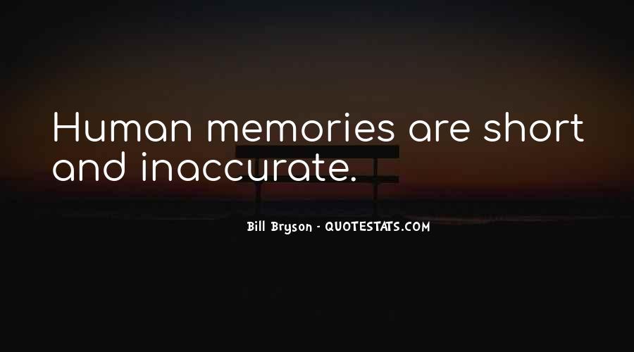 Bill Bryson Quotes #641069