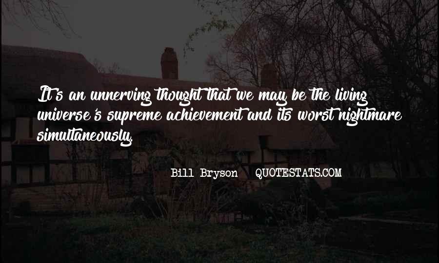 Bill Bryson Quotes #731329