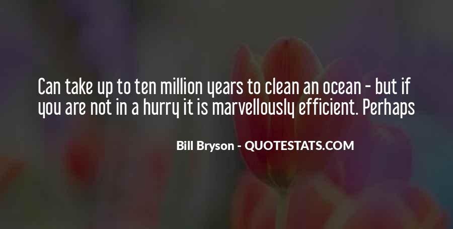 Bill Bryson Quotes #829781