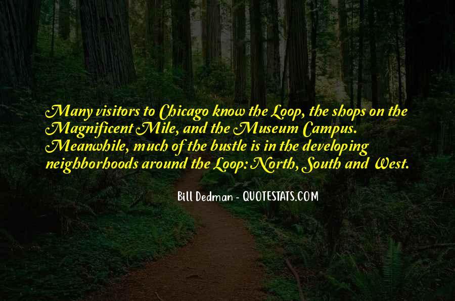 Bill Dedman Quotes #1185244