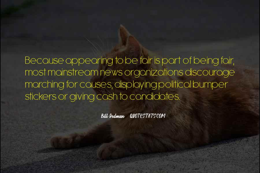 Bill Dedman Quotes #1185796