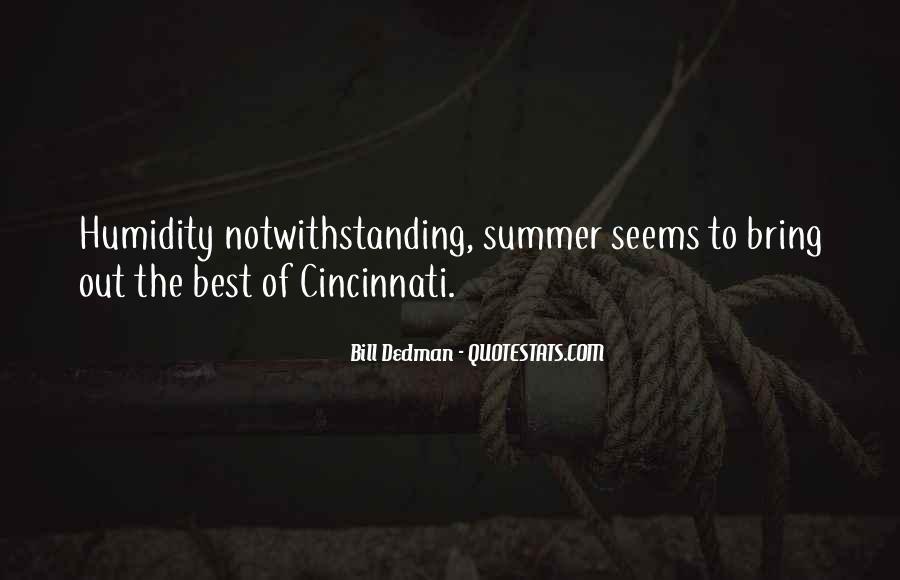Bill Dedman Quotes #1209367