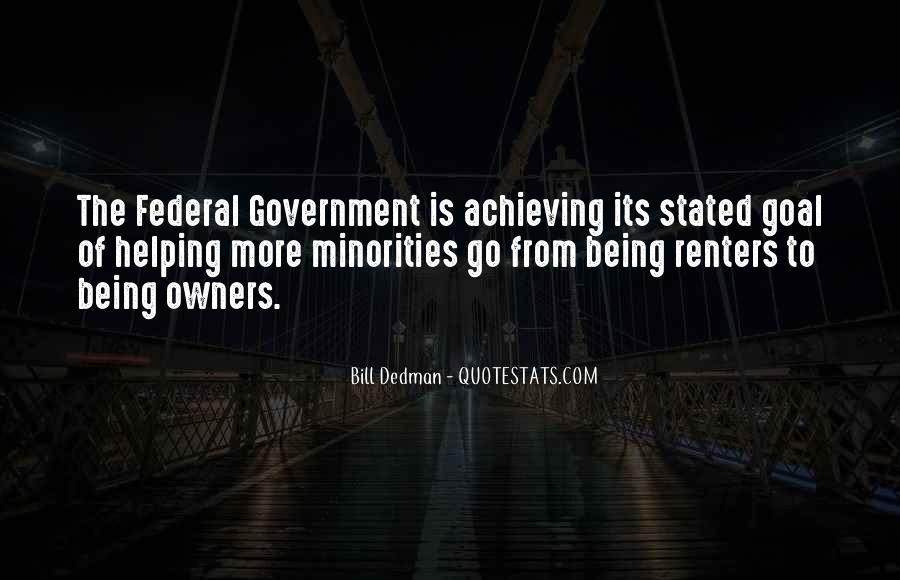 Bill Dedman Quotes #1315883