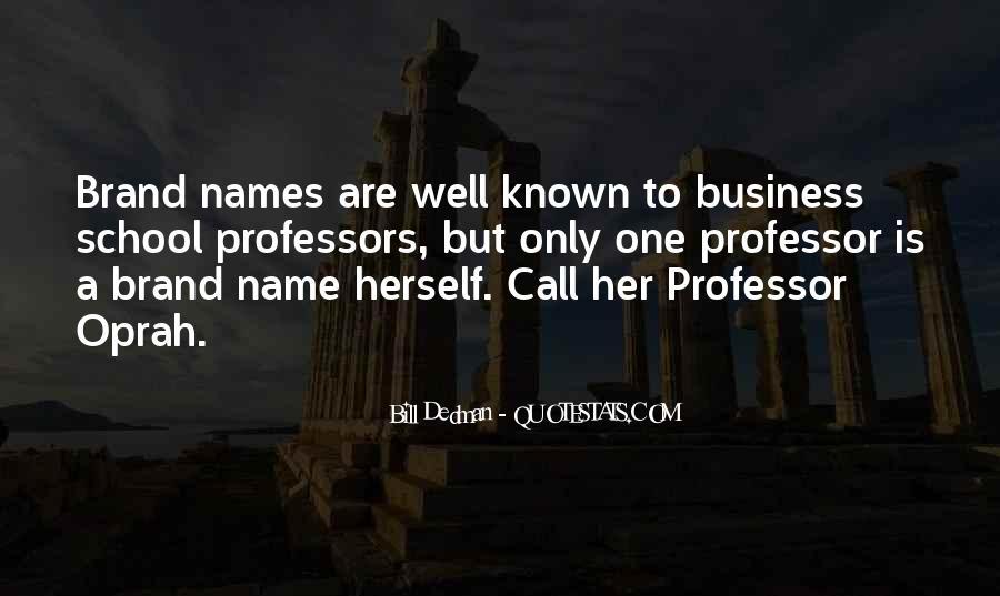 Bill Dedman Quotes #132065