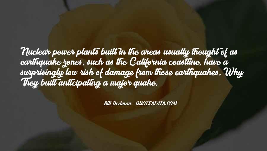 Bill Dedman Quotes #1380873