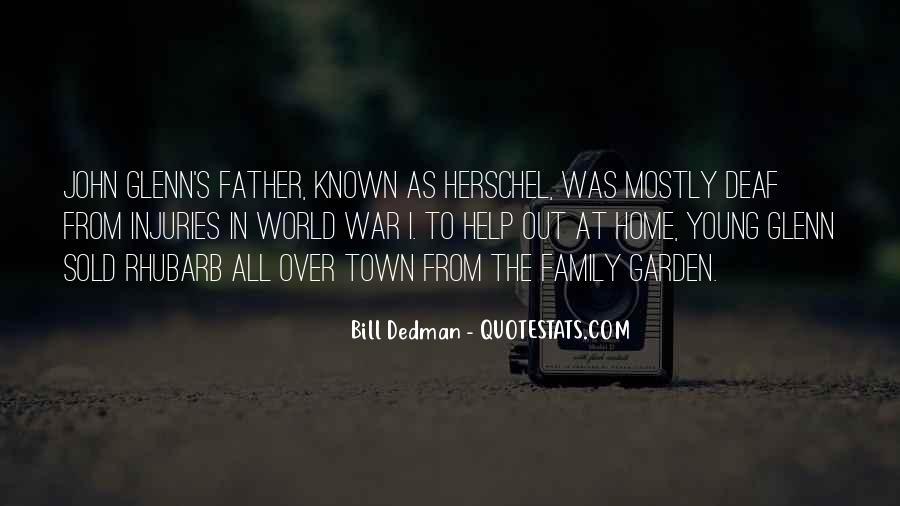 Bill Dedman Quotes #1403527