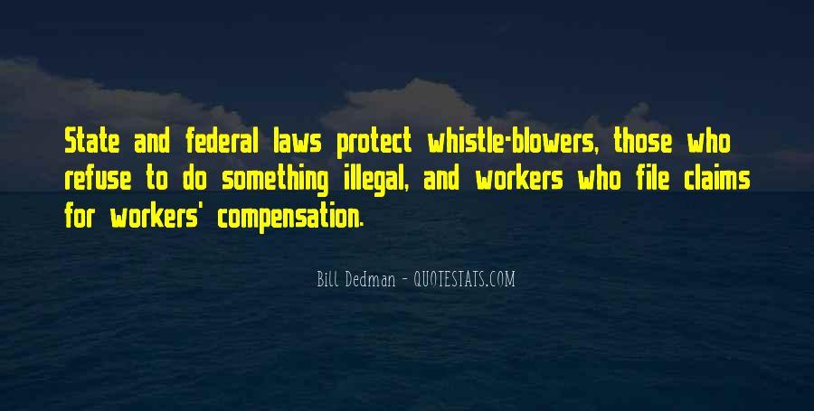 Bill Dedman Quotes #1649706