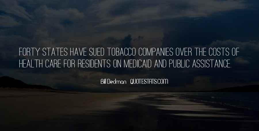 Bill Dedman Quotes #1664231