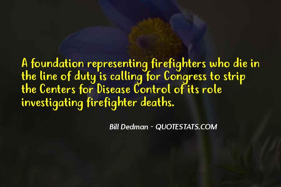 Bill Dedman Quotes #282552