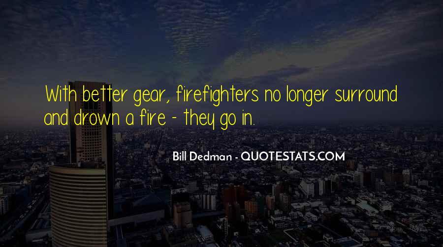 Bill Dedman Quotes #37052