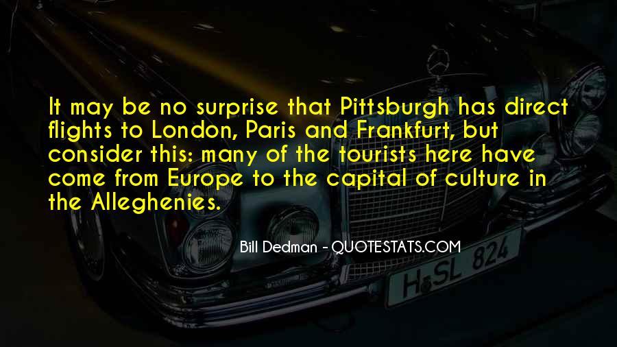 Bill Dedman Quotes #582776