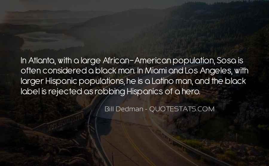 Bill Dedman Quotes #627983