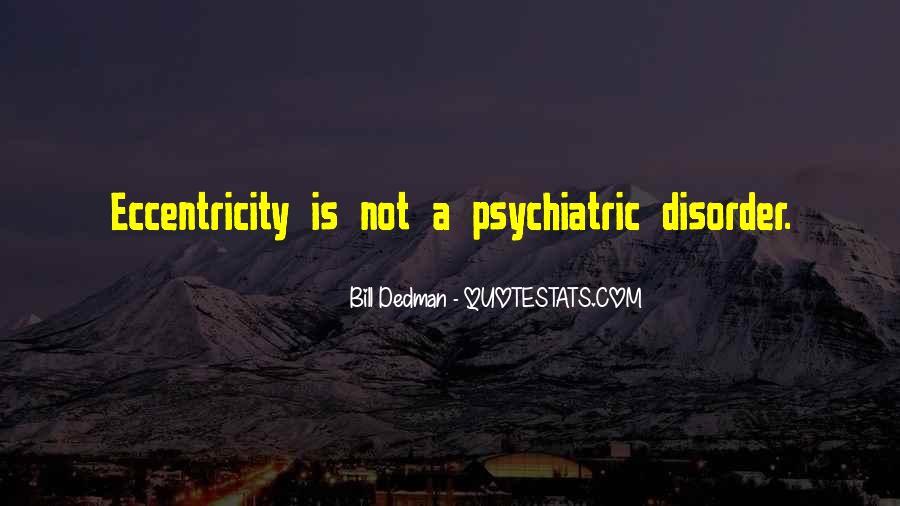 Bill Dedman Quotes #761896