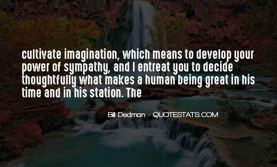Bill Dedman Quotes #898665
