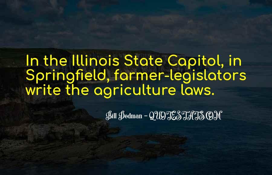 Bill Dedman Quotes #9372