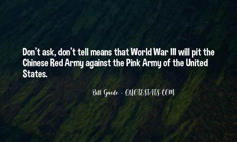 Bill Gaede Quotes #1002497